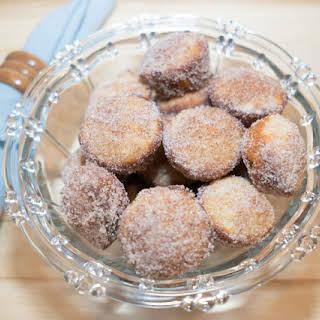 Doughnut Mini Muffins.