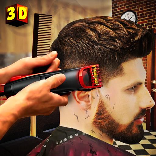 Barber Shop Hair Salon Cut Hair Cutting Games 3d Apps On Google Play