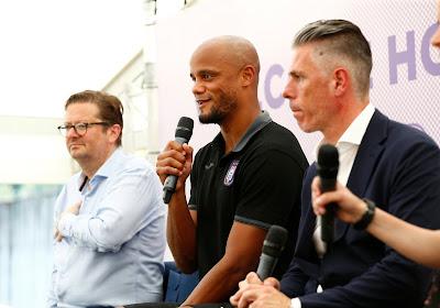 """Kompany est à la maison : """"C'était le meilleur moment pour revenir à Anderlecht"""""""