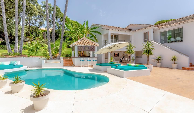 Villa avec piscine Marbella