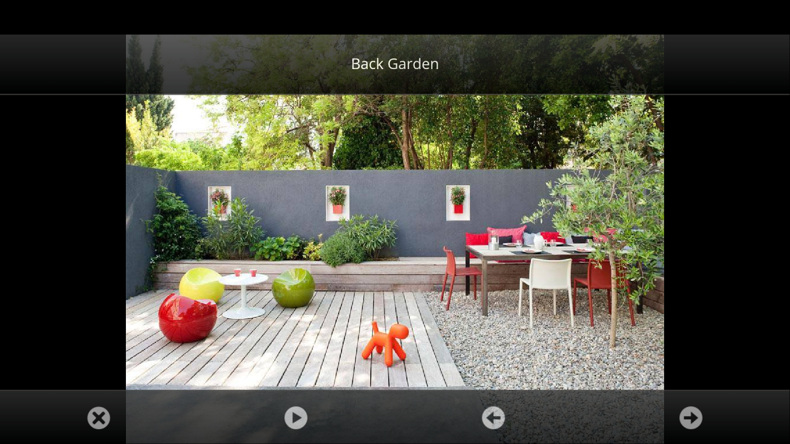 Landscape garden decor android apps on google play for Design my own backyard landscaping
