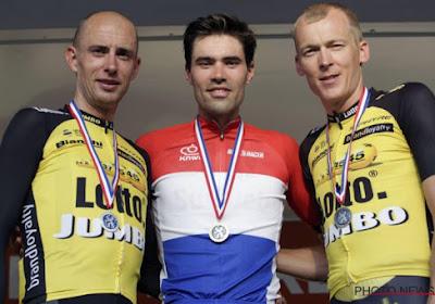 """Clement neemt genoegen met tweede plaats: """"Liever op waarde geklopt dan: 'kijk daar, de Nederlandse kampioen die won omdat Dumoulin niet goed was'"""""""