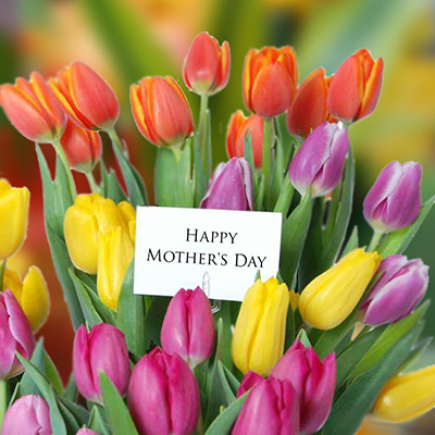 PC u7528 Mother's Day Flower Cards 1