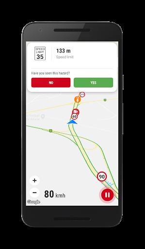 Speed Camera Radar 3.1.7 screenshots 1