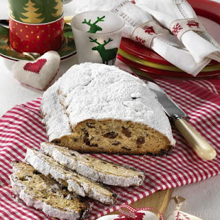 German Christmas Cake
