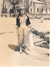 Photo: Βαρβάρα Μαραντίδου 25 Μαρτίου 1959
