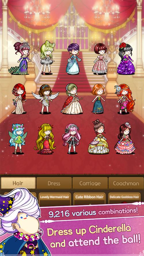 Screenshot 4 Labor Cinderella 1.1 APK MOD