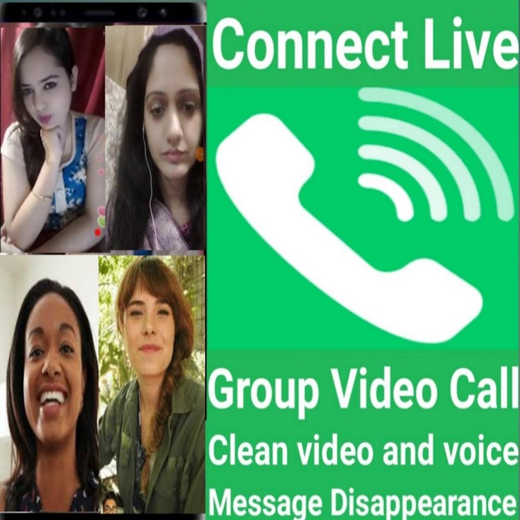 Connect Live - Group Video Call – (Android Apps) — AppAgg