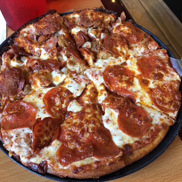 Photo from Merlin's Pizza