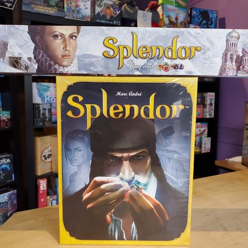 Splendor + Splendor Play Mat