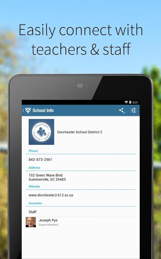 Dorchester School District Two - screenshot