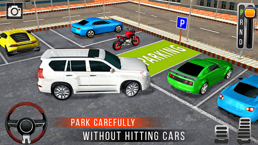 Real Prado Car Parking Games 3D: Driving Fun Games 2.0.065 screenshots 1