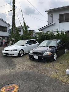 シビック EK3 VTIのカスタム事例画像 なおちんさんの2018年08月11日00:16の投稿