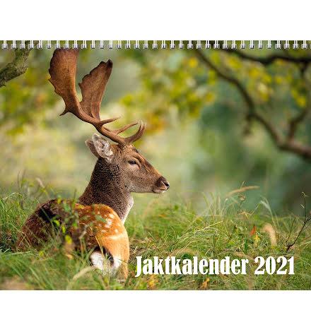 Väggkalender Jaktkalender