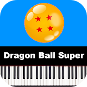 toque de piano Ball Dragon Super