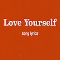 Love Yourself Lyrics icon