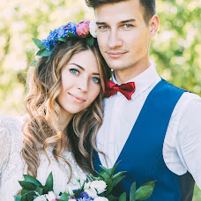 Wedding photographer Ruslana Makarenko (mlunushka). Photo of 19.06.2017