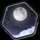 Mystic Moon Live Wallpaper