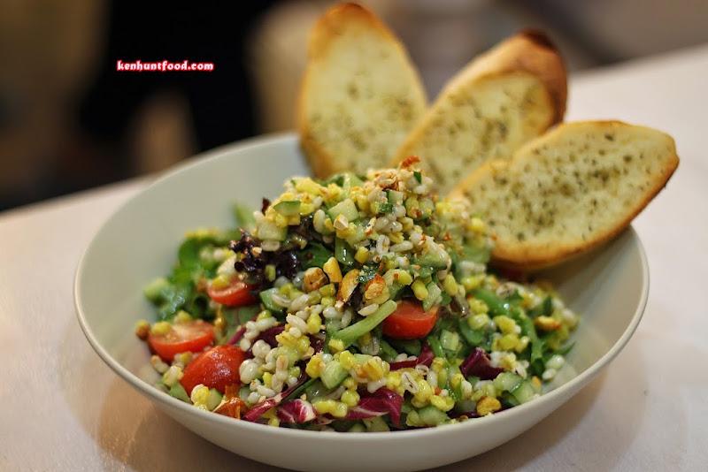 Barley-Grain Salad @ Jump Cafe - Malaysia Food & Restaurant