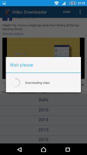 Video Downloader for Facebook- screenshot thumbnail