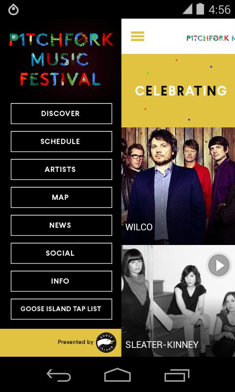 2015 Pitchfork Music Festival- screenshot