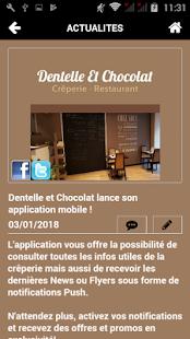 Dentelle et Chocolat Crêperie - náhled