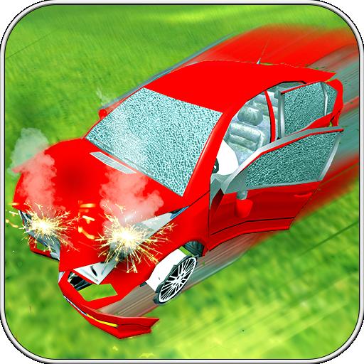 App Insights Crash Car Engine Simulator Junkyard Speed Bumps