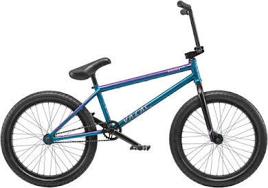 "Radio 2019 Valac 20"" Complete BMX Bike 20.75"" TT Cyan Purple Fade"