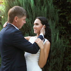 Wedding photographer Anastasiya Tischenko (prizrak). Photo of 03.10.2017