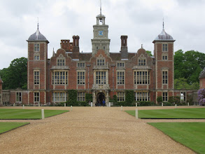 Photo: Felbrigg Hall.