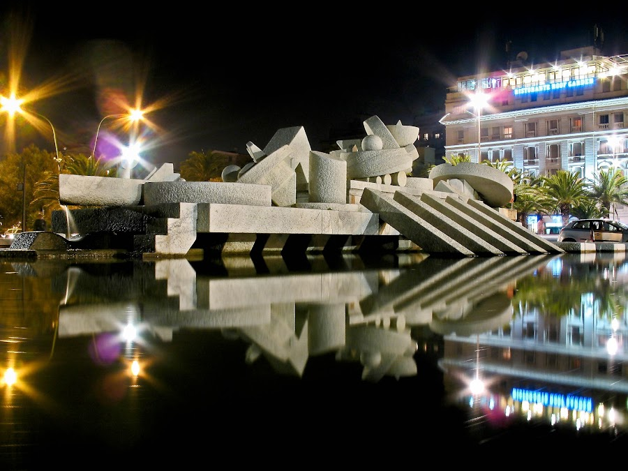 Pescara by Giuseppe BeeBell - Buildings & Architecture Statues & Monuments