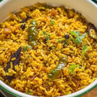 Tomato Rice.