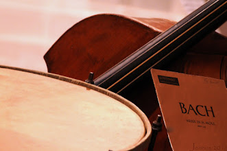 Photo: J.S. Bach - Continuo