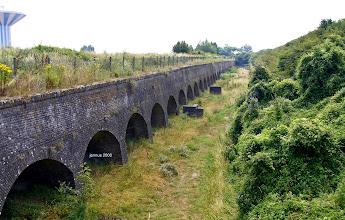 Photo: Festungsanlagen Gravelines bei Dünkirchen 1917-2006