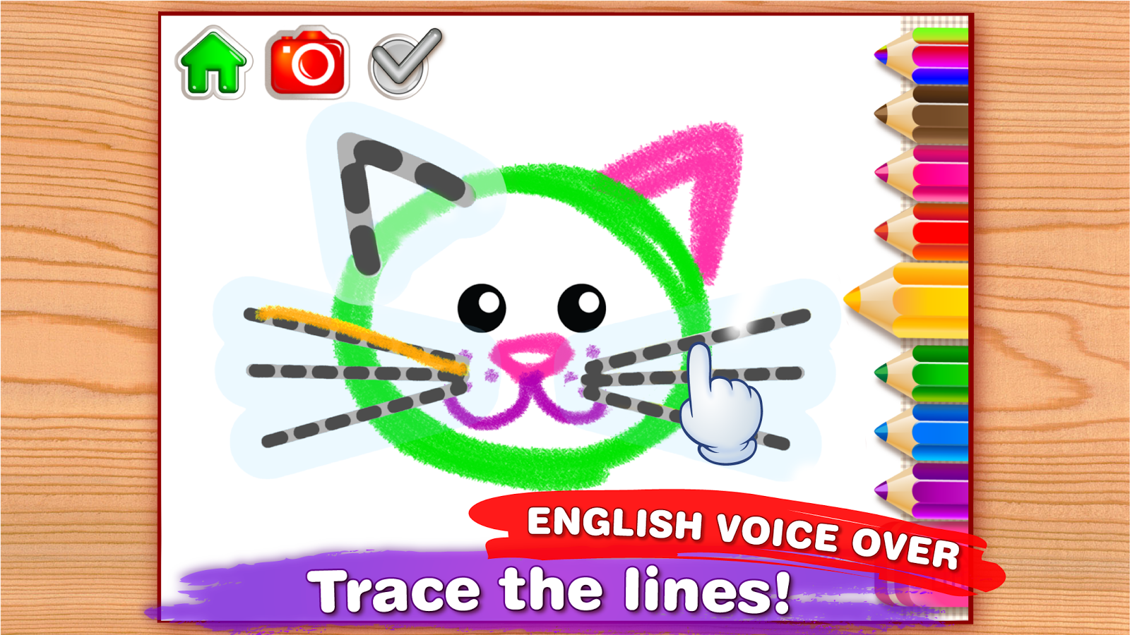 Drawing For Kids And Toddlers Apl Android Di Google Play