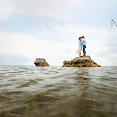 Wedding photographer Nikko Quiogue (nqmodernphoto). Photo of 10.12.2014