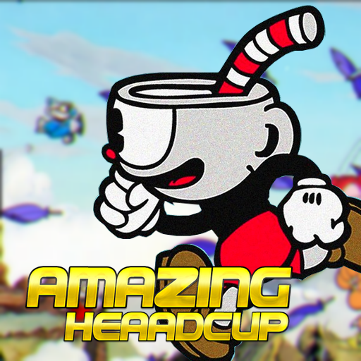 Amazing Cup on Head