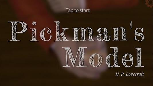 HP Lovecraft: Pickman's Model 1.06 (Paid)