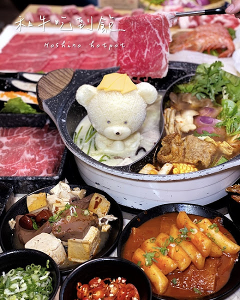 星野肉肉鍋PLUS 台中麗寶OUTLET店