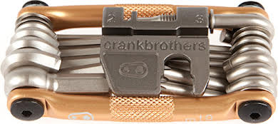 Crank Brothers Multi-19  Black/ Gold alternate image 7