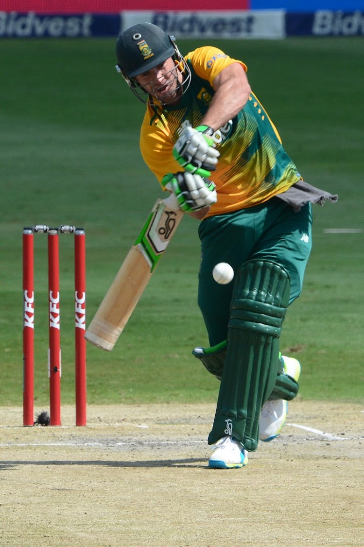 AB de Villiers. Picture: GALLO IMAGES/LEE WARREN