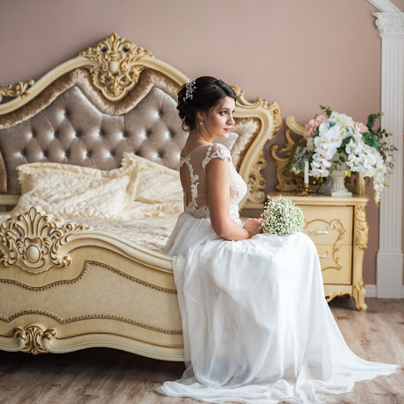 Wedding photographer Sergey Shtym (Tigves). Photo of 12.02.2018