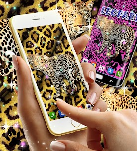 Cheetah leopard print live wallpaper 14.2 Mod APK Updated Android 2