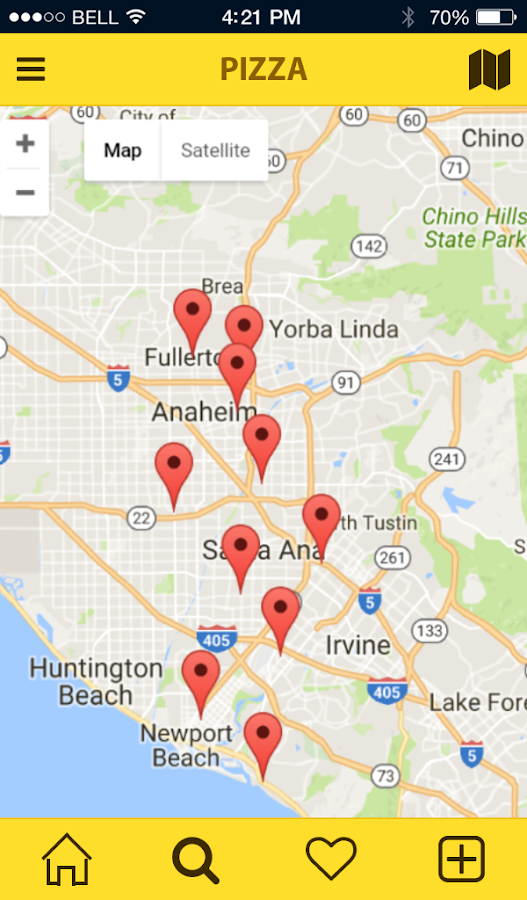 Near Me Local Search & Places- screenshot