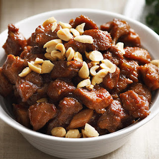 Sticky Caramelized Pork