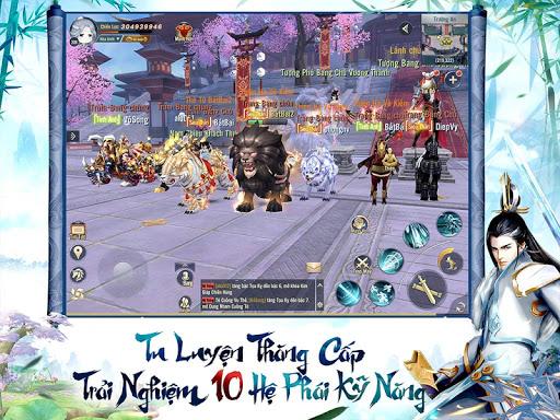Ngu1ea1o Kiu1ebfm 3D - Ngao Kiem 3D android2mod screenshots 11
