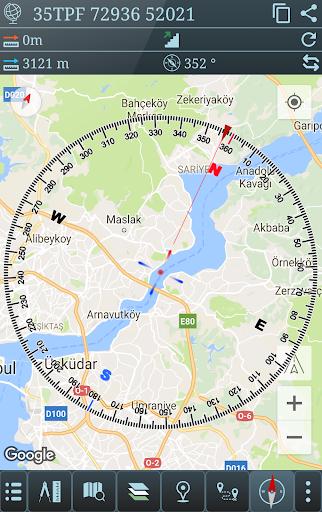 Mgrs & Utm Map Pro  screenshots 7