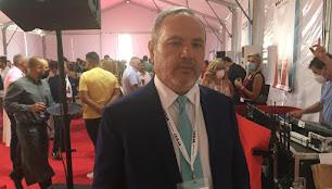 Benito martínez, empresario y promotor del Parque Comercial Cemar.