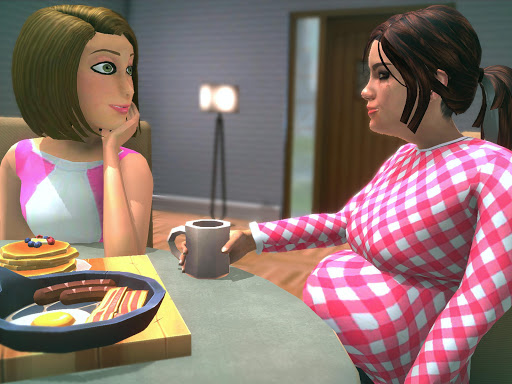 Pregnant Mother Simulator - Virtual Pregnancy Game 1.6 screenshots 8
