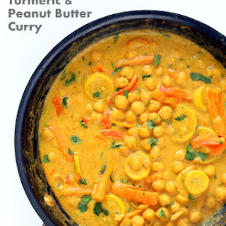 Peanut Butter Chickpea Curry Recipes
